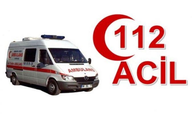 112 ACİL SERVİS İLE  İLGİLİ  BİLİNMESİ GEREKENLER