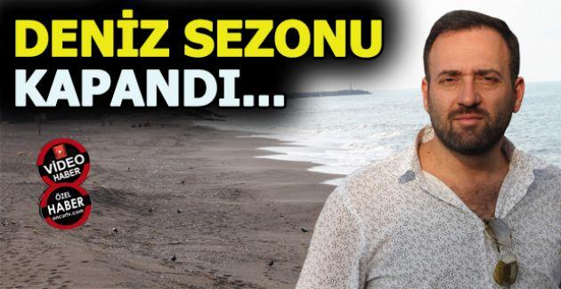 AKÇAKOCA'DA DENİZ SEZONU KAPANDI...
