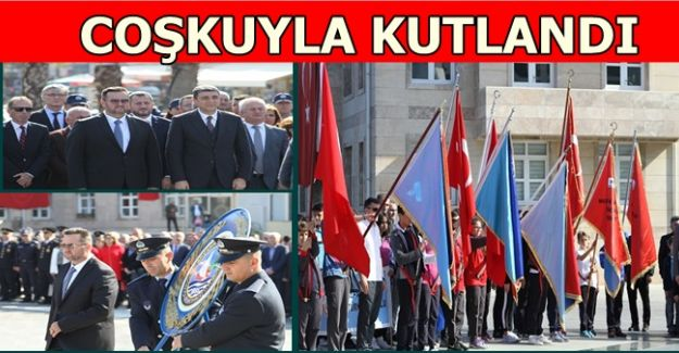 Akçakoca'da '29 Ekim Cumhuriyet Bayramı' töreni düzenlendi