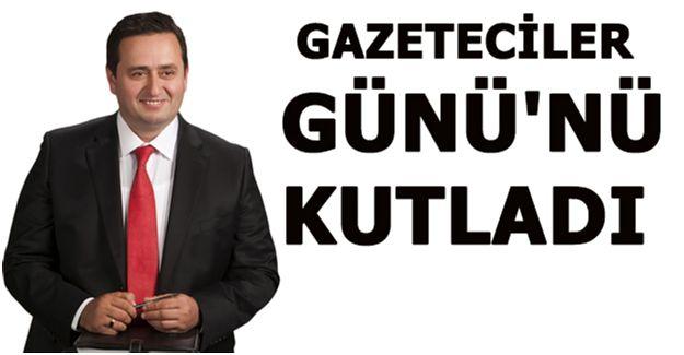 Başkan Yanmaz 21 Ekim Dünya Gazeteciler Günü'nü kutladı