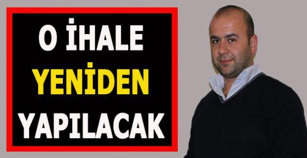 ŞEHİTLER PARKI'NIN YAPIM İHALESİ İPTAL EDİLDİ