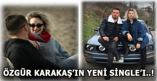 Akçakocalı şarkıcı Özgür KARAKAŞ yeni single NEFESİM'in çekimlerini Akçakoca'da tamamladı.
