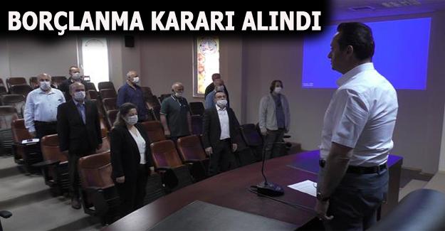 AKÇAKOCA BELEDİYE MECLİSİ OLAĞANÜSTÜ TOPLANARAK BORÇLANMA KARARI ALDI