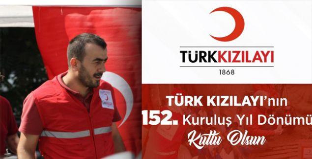 152 YILLIK HAZİNE: 'TÜRK KIZILAYI'