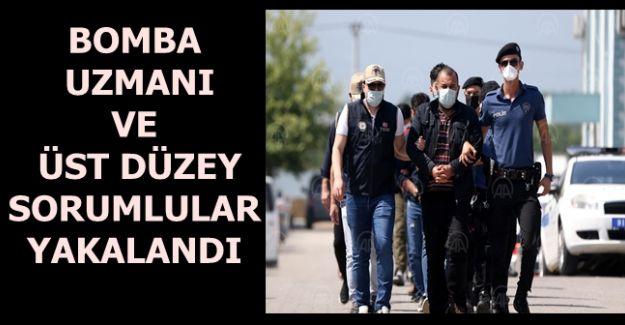 DÜZCE'DE DEAŞ OPERASYONU