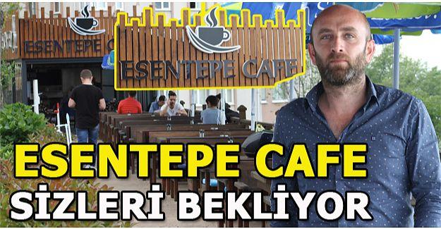 ESENTEPE CAFE EŞSİZ MANZARASI İLE BÜYÜLÜYOR