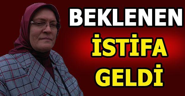 AYFER YILMAZ SİYASİ HAYATINA SON VERDİ...