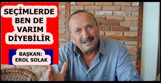 EROL SOLAK FİNAL Mİ YAPMAK İSTİYOR