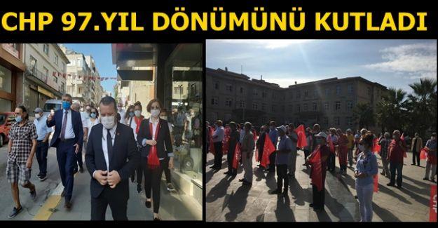 ATATÜRK'ÜN PARTİSİ 97 YAŞINDA