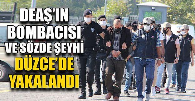 DEAŞ ÜYELERİNE ŞAFAK OPERASYONU