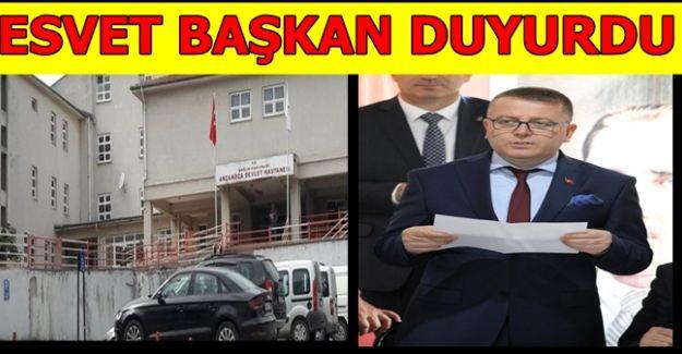 AKÇAKOCA DEVLET HASTANESİNE DOKTOR ATAMALARI