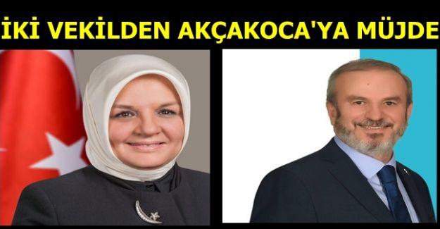 """AKÇAKOCA'YA HASTANE MÜJDESİ """"TEMELLERİ ATILIYOR """""""