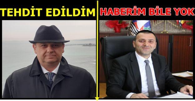 """""""KIZILTAN"""" TEHDİT EDİLDİM.. """"ÖZTAŞ"""" HABERİM BİLE YOK"""