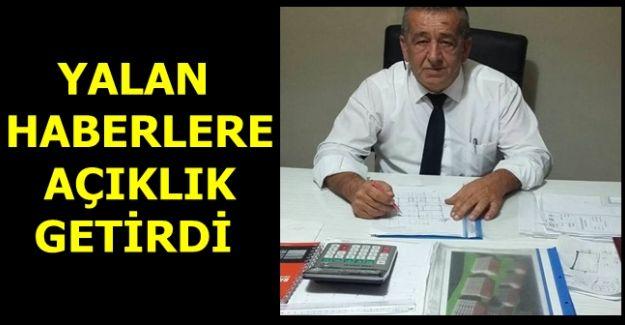 """PANDUL : """"HİÇ BİR SİYASİ PARTİ İLE ALAKAM YOK"""""""