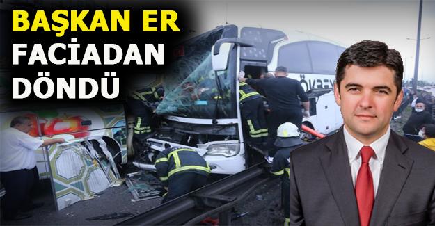 Kocaeli'de zincirleme kaza 20'den fazla yaralı