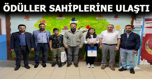 Anadolu Gençlik Siyer-i Nebi Yarışması ödülleri sahiplerine ulaştı