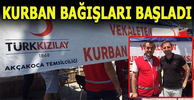 HAYDİ AKÇAKOCA SENDE BAĞIŞA DESTEK OL!!!