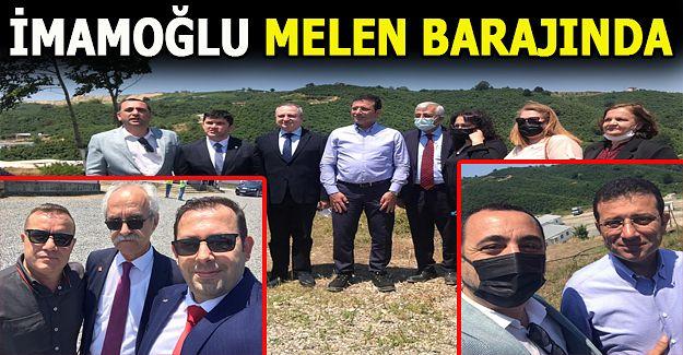 imamoğlu'nu CHP ve İYİ PARTİ heyeti yalnız bırakmadı