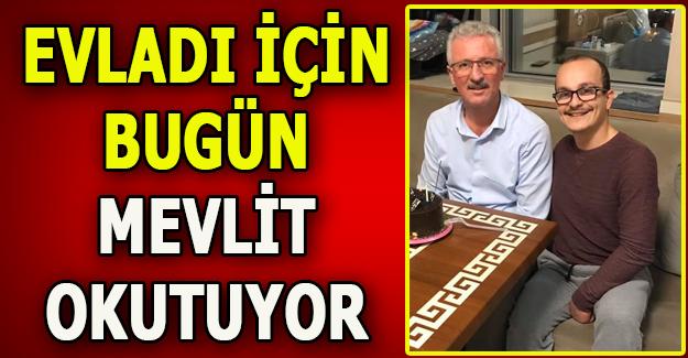 Orhan Cumur'un Mevlidi bugün saat 18.00'de Döngelli köyünde okunacak