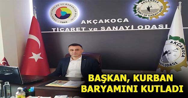 M. Nazım Pazant, Kurban Bayramınızı kutlar...