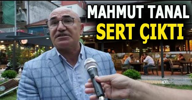 """Mahmut Tanal: """"Düzce Valisi Bu İşi Yapamıyorsa İstifa Etsin!"""""""