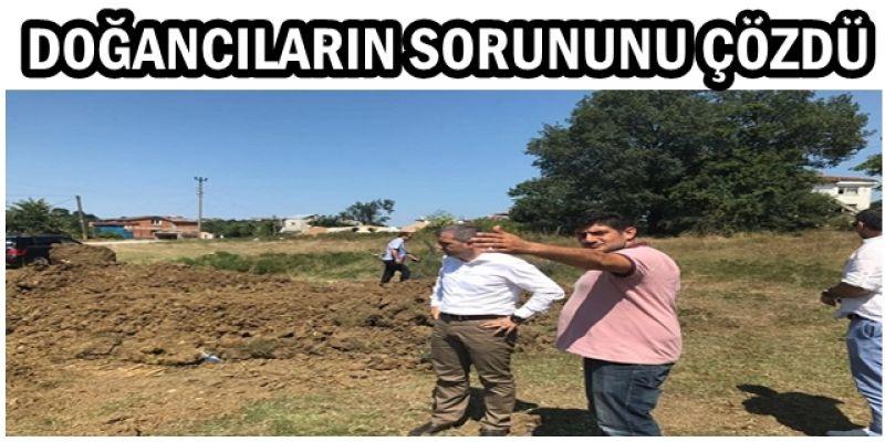 Akçakoca Belediyesi Kanalizasyon Çalışmalarına Hız Verdi