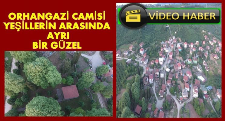 AKÇAKOCA'DA ORHANGAZİ CAMİSİ İLGİ GÖRÜYOR (VİDEOLU)