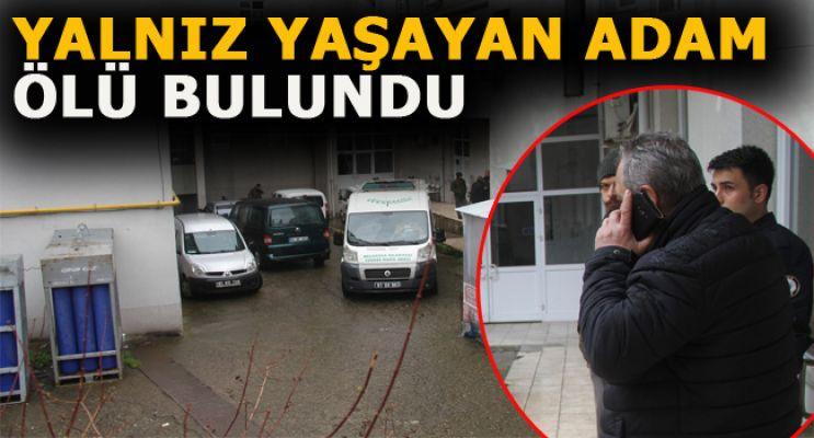 Akçakoca'da şüpheli ölüm (video)