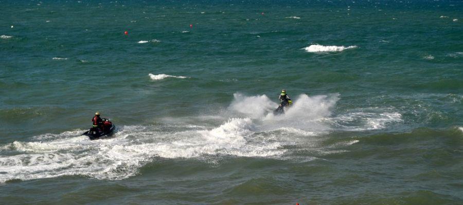 Akçakoca'da Türkiye Sujeti ve flyboard şampiyonası başladı