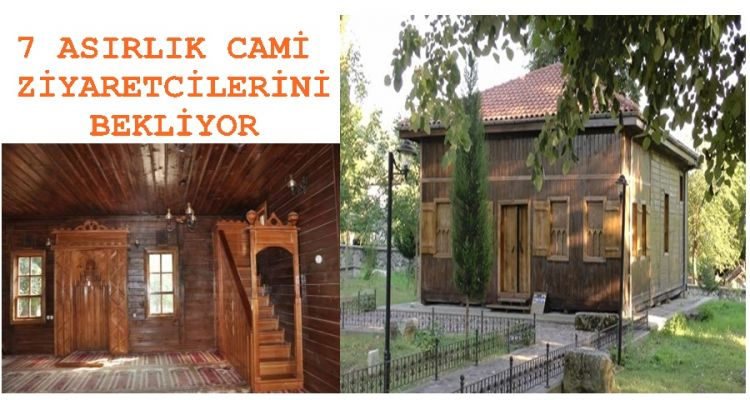 AKÇAKOCA'NIN 7 ASIRLIK CAMİSİ