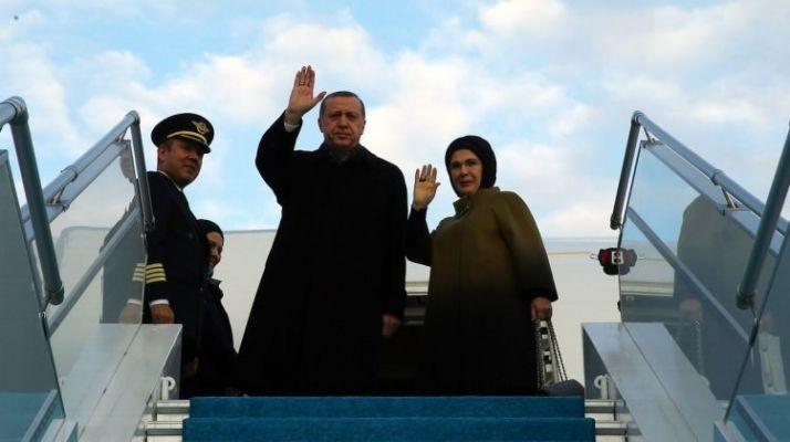 Arslan, Cumhurbaşkanı ile Belarus'a Gitti