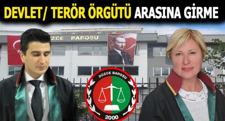 BARO BAŞKANI AY'A SERT TEPKİ