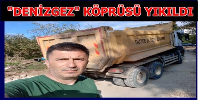 BİR HAFTALIK EMEK 1 SAATTE SELE KAPILDI