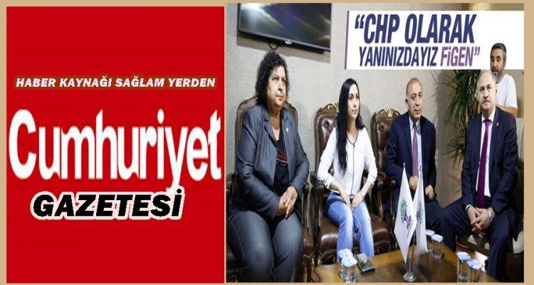CHP DEN HDP YE SORTİ