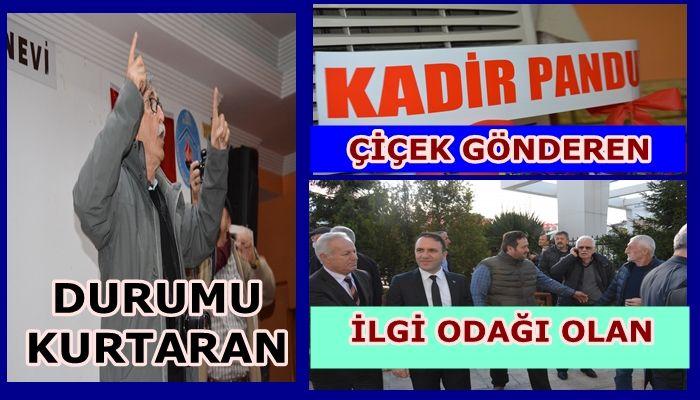 CHP KONGRESİNDE ANEKDOTLAR