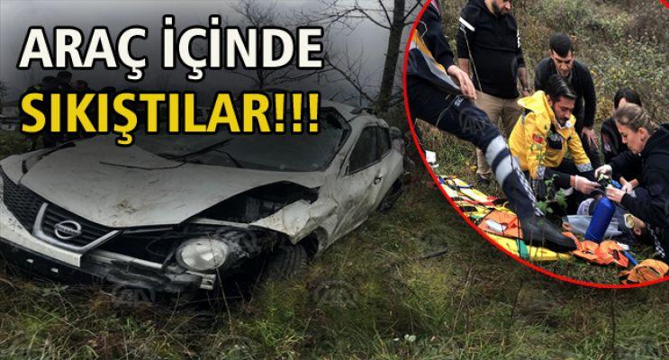 CİP ŞARAMPOLE DEVRİLDİ!