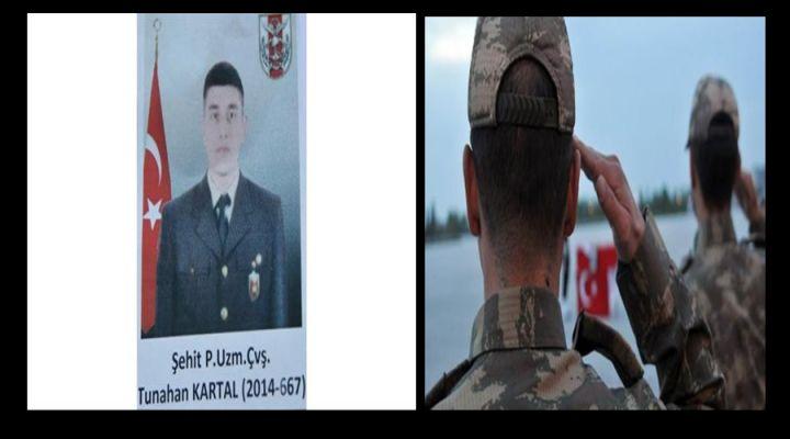 Dağlıca Şehidi Memleketi Zonguldak'a Uğurlandı