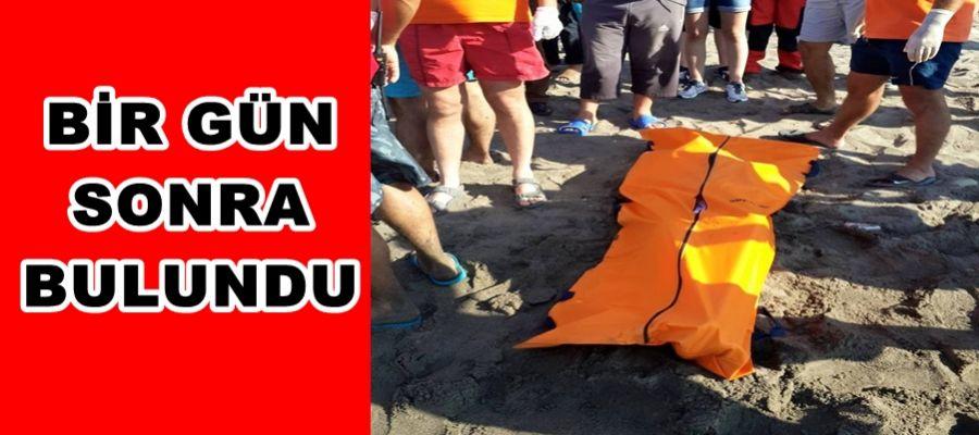 Denizde kaybolan çocuk bulundu