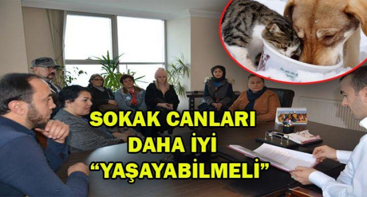 DOHAYCAN'DAN KIZILAY ŞUBE YÖNETİMİNE ZİYARET