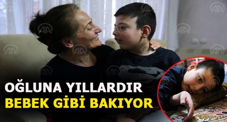 DOKTORLAR 'YAŞAMAZ' DEDİ O YILMADI!  (VİDEO)