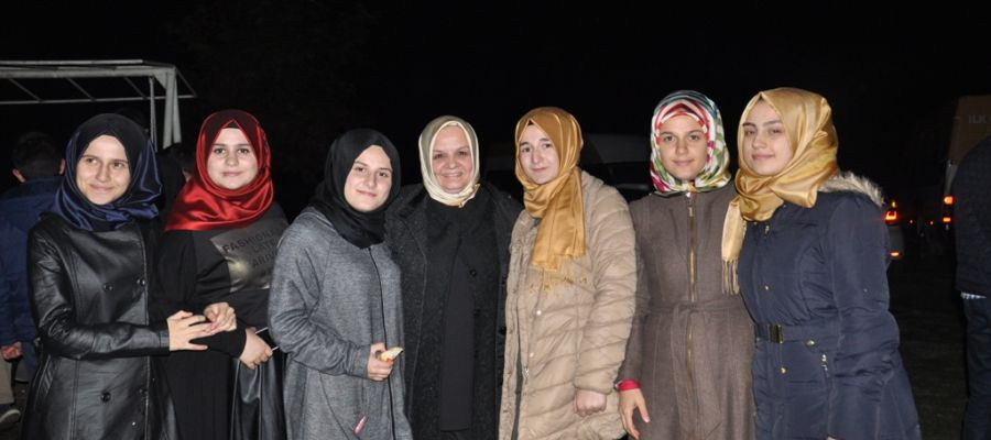 Düzce Milletvekilleri AK Gençlerle Birlikte