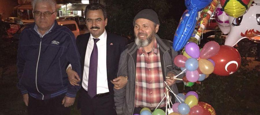 """""""Düzce'nin ve Türkiye'nin ilacı MHP'dir"""""""