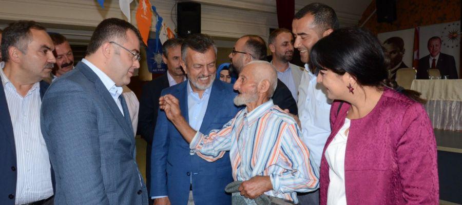 Düzce'nin Yerel Yöneticileri Bursa'da