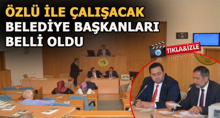 DÜZCE'Yİ ANKARA'DA TEMSİL EDECEKLER