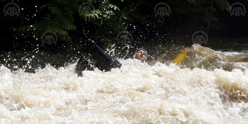 Engelli Çocukların Rafting Heyecanı