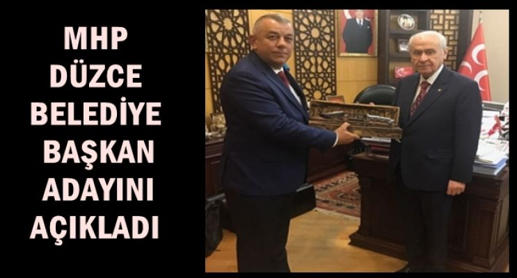 FARUK ÖZLÜ'NÜN KARŞISINA MHP DEN ERDOĞAN BIYIK GÖSTERİLDİ
