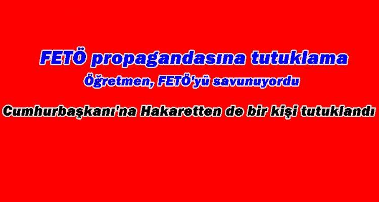 HALA FETÖ'YÜ SAVUNANLAR VAR!!!