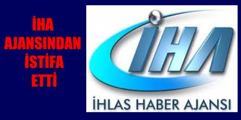 İHA'da ayrılık: İsmail Ballı istifa etti