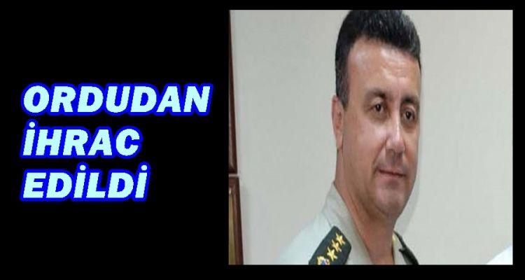 İL JANDARMA KOMUTANI İHRAC EDİLDİ