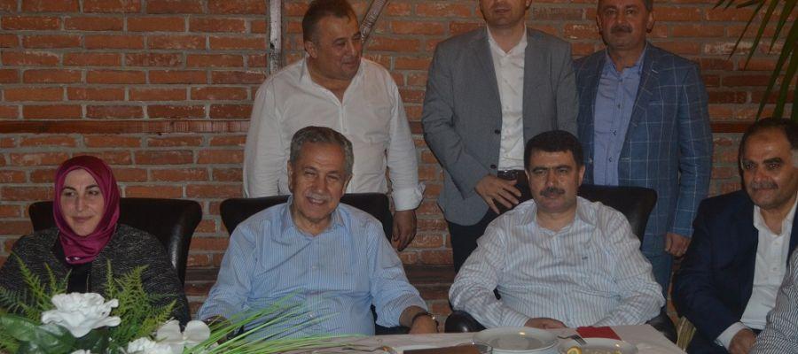 İstanbul Valisi Vasip Şahin Akçakoca'da
